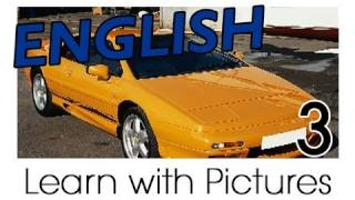 English Vehicles Vocabulary, Learn English Vocabulary With Pictures