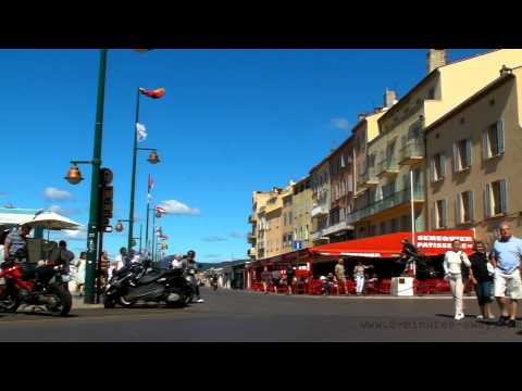 Saint Tropez - Port On A Mistral Day - Hdtv