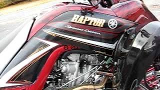 8. '09 Yamaha Raptor 700R SE after mods