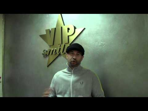 Comedian Pierre Visits VIP Smiles.MP4