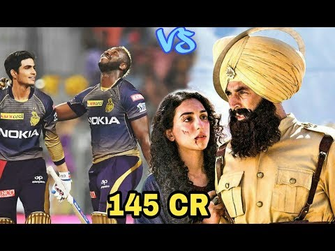 Box Office Collection Of Kesari Movie Vs IPL 2019 | Worldwide Collection