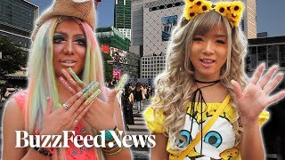 Video The Last Girls Of Japan's Ganguro Subculture MP3, 3GP, MP4, WEBM, AVI, FLV Maret 2019