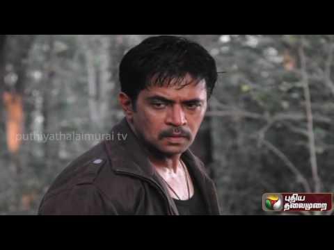 Action-King-Arjun-sports-salt-and-pepper-look-in-Nibunan-movie