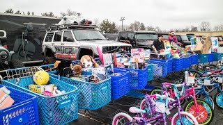 JCR Goes Toys for Tots Shopping | 2016