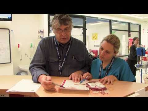 Maths: Make your career count - Nurse Peta Kilsby
