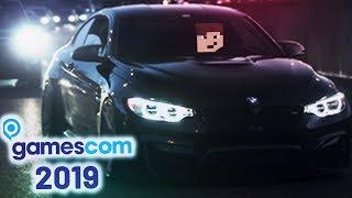 Mein Tag auf der Gamescom 2019 / Kurze Handy Videos