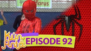 Download Video AMAZING! Semua Orang Menantikan Sobri Sang Spiderman! - Kun Anta Eps 92 MP3 3GP MP4