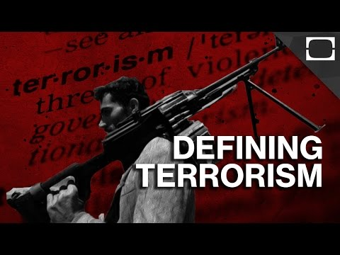 What Is The Definition Of Terrorism? (видео)