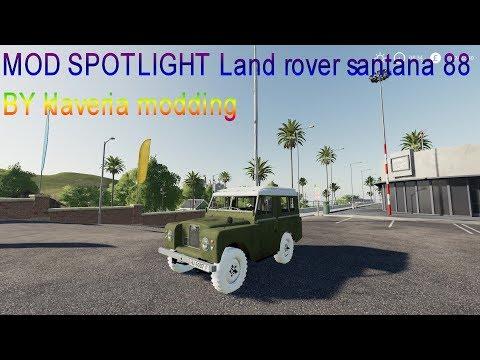 Land rover santana 88 v1.0.0.0