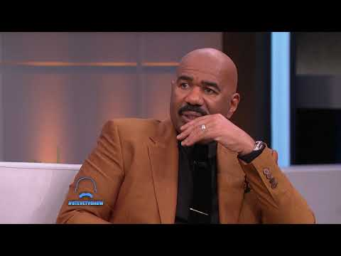 The Students Steve Is Putting Through College: Part 1 || STEVE HARVEY