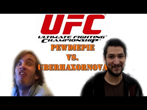 uberhaxornova - PEWDIEPIE VS UberHaxorNova UFC Celebrity Deathmatch Who will win this matchup? Who should fight the winner? UFC Playlist https://www.youtube.com/playlist?lis...