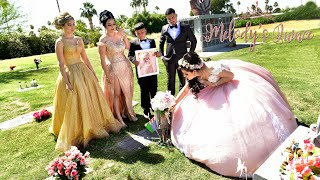 MELODY'S DREAM QUINCEAÑERA HIGHLIGHTS!!! MELODYS 15/THE AGUILARS