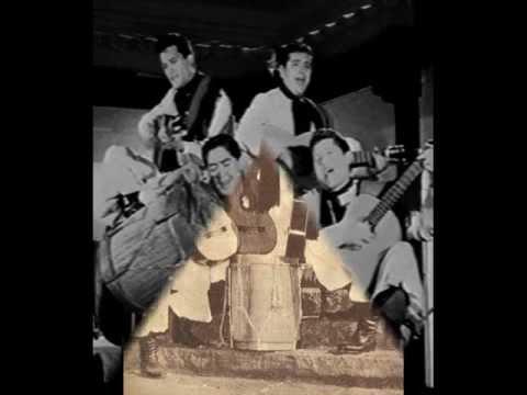 Los Cantores del Alba - El antigal (видео)
