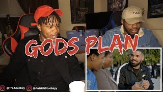 Video Drake - God's Plan (Official Music Video) - REACTION download in MP3, 3GP, MP4, WEBM, AVI, FLV January 2017