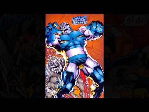 Doomsday vs Darkseid
