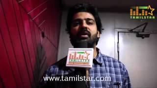 Raj Bharath at Natpathigaram 79 Movie Press Meet