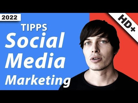 15 Social Media Marketing Tipps