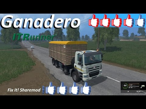 Ganadero ITRunner V1