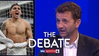 Tim Sherwood defends including ZERO Arsenal players in combined North London derby XI!   The Debate