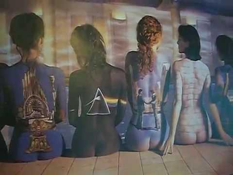 Mujeres desnudas se pintan /hermosas mujeres///sinturas estrechas./…?beta