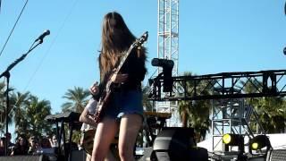 HAIM - Oh Well (Fleetwood Mac Cover) Coachella