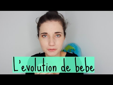 l'evolution de bebe Eden- 21 mois