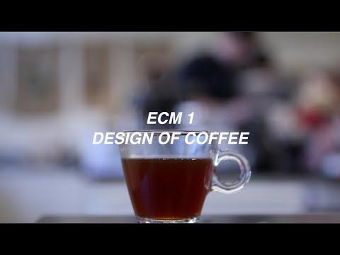 UC DAVIS ECM 1 | DESIGN OF COFFEE