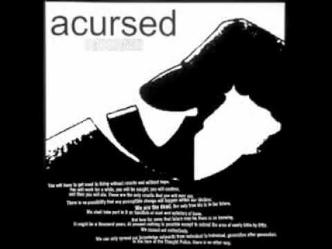 Acursed - Krossad Dröm