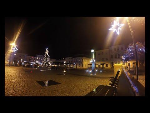 Vánoční douglaska – krásné video