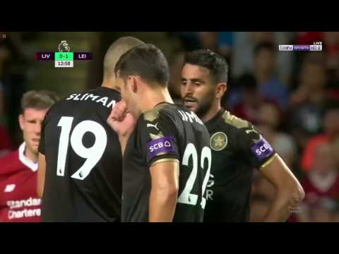 Liverpool Vs Leicester City. (2-1) (Full Match) (22.07.2017 )