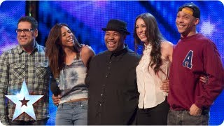Video Band of Voices acapella group sing 'Price Tag' | Week 6 Auditions | Britain's Got Talent 2013 MP3, 3GP, MP4, WEBM, AVI, FLV Juni 2019