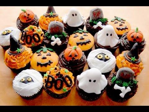 Receta de bocadillos para halloween y Día de muertos