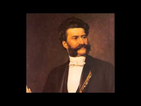 Johann Strauss- The Blue Danube (Piano Solo)