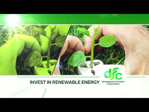 DFC Renewable Energy Loans
