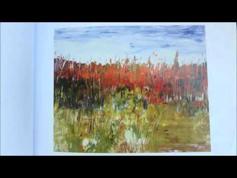 Carrasco, pintor residente en Confrides