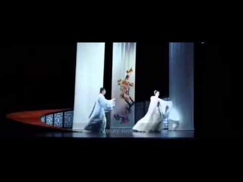 Китайский спектакль Ху Иня. (видео)