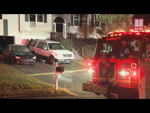 Gwinnett house fire displaces family of eight