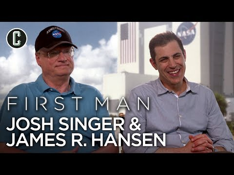 First Man: Writers Josh Singer and James R. Hansen on Making Sure They Got it Right