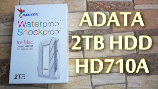 """If you travel a lot and need a portable hard drive, have a look at this strong and durable 2.5"""" hard disk drive from ADATA. Unboxing and hands on review of the 2TB external hard drive - HD710A.Don't visit our Website: http://www.sproductions.inBuy it from India: http://goo.gl/rP24qDBuy it from USA: http://amzn.to/1NIFoFuI take a lot of photographs, videos and have a huge collection of songs and movies on my computer. Over time, the internal hard drives of both my desktop and laptop started to fill up. I wanted to buy a large capacity external hard drive that not only could take all the content of both my computers, but was also portable, strong, durable and didn't need external power supply. After a lot of thought, I decided to buy the ADATA HD710A HDD that fulfills all my requirements. It is certified to be shockproof, waterproof and comes in 2 high capacity variants of 1TB and 2TB. Since it is a 2.5 inch HDD, it is pretty portable and weighs just under 300 grams.ADATA also have a variant called HD710 that is available in various colours, however the HD710A is said to be compatible with Apple Time Machine and comes in 2TB capacity as well.-~-~~-~~~-~~-~-Please watch: """"Share a hard drive with everyone on your Wi-Fi network - Network Hard Drive using Router USB"""" https://www.youtube.com/watch?v=Z8L1v-MN0jA-~-~~-~~~-~~-~-"""