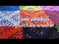 #Unir #Cuadro #Tejido Ep1 Ganchillo Crochet - YouTube