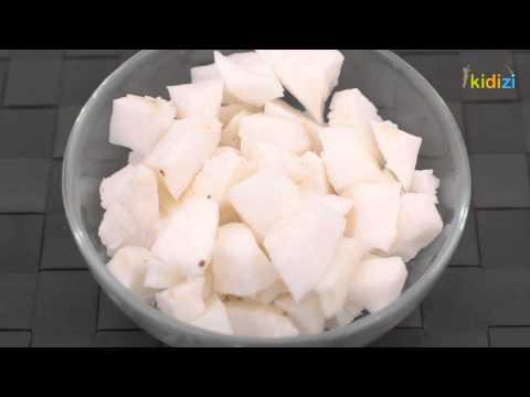 Cum se prepara laptele de cocos