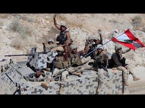 Παύση του πυρός από το στρατό του Λιβάνου και τη Χεζμπολάχ κατά του ISIS