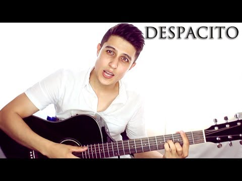 Luis Fonsi feat  Daddy Yankee - Despacito (cover) (видео)