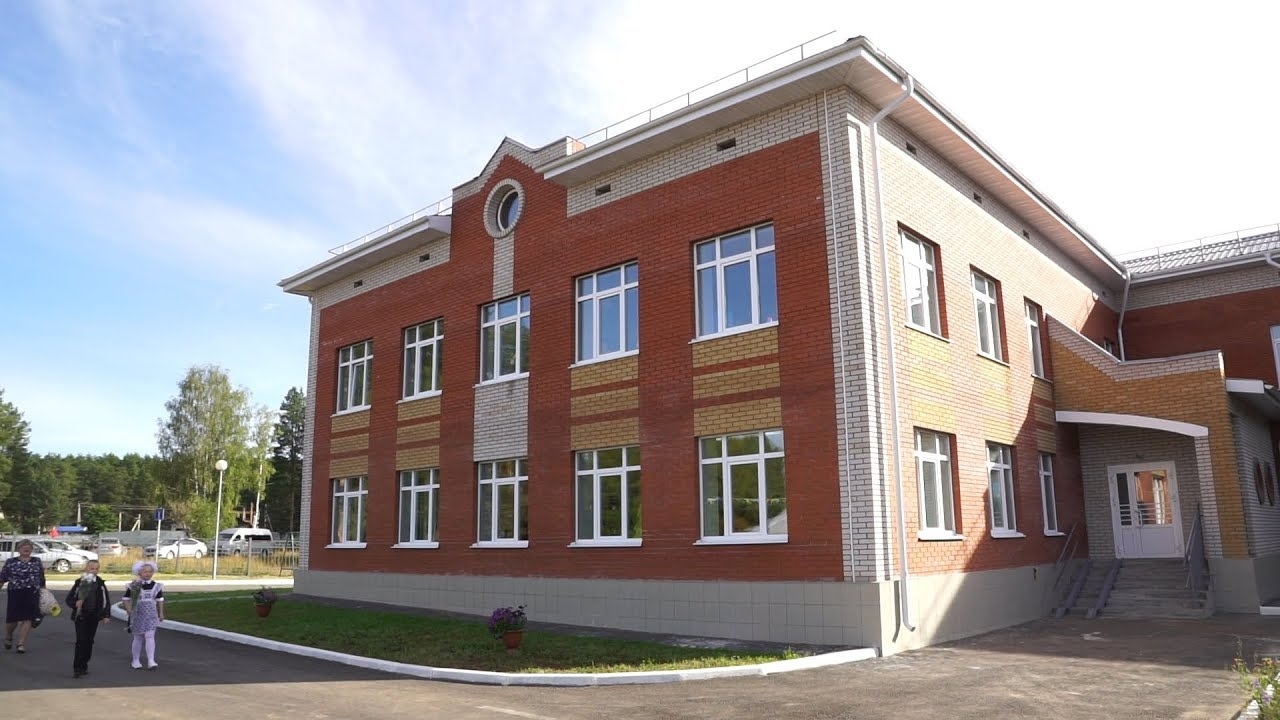 Новый детский сад в Селычке