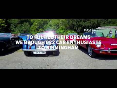 SAS DREAMS British Car