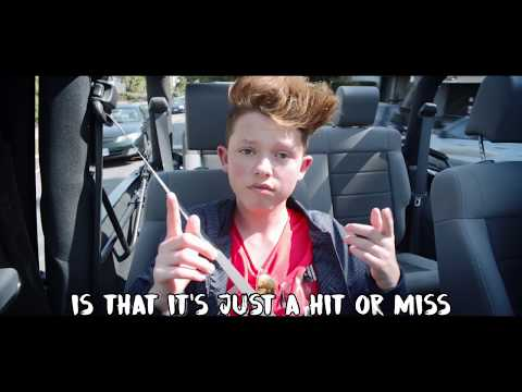 Jacob Sartorius - Hit or Miss (Official Lyric Video)