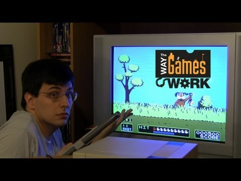 duck hunt nes sound effects