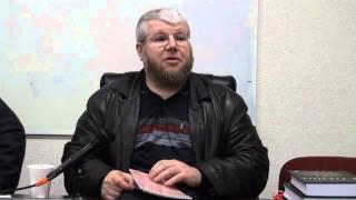 Fjalë përshëndetëse nga Hoxhë Irfan Salihu (Seminari: Njihe fenë tënde 2013)