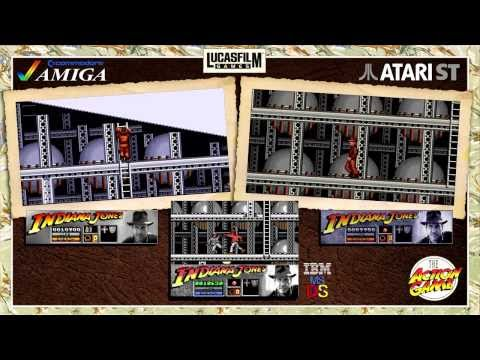 Indiana Jones and the Last Crusade : The Action Game Atari