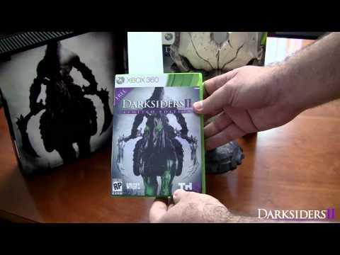 Darksiders II - Déballage de l'édition collecter